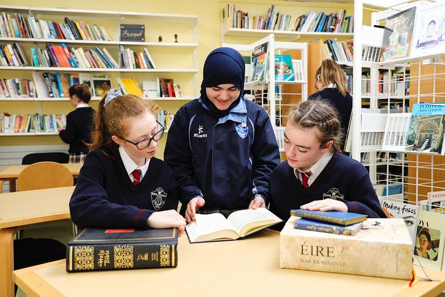 Transition Year at Mercy College Sligo
