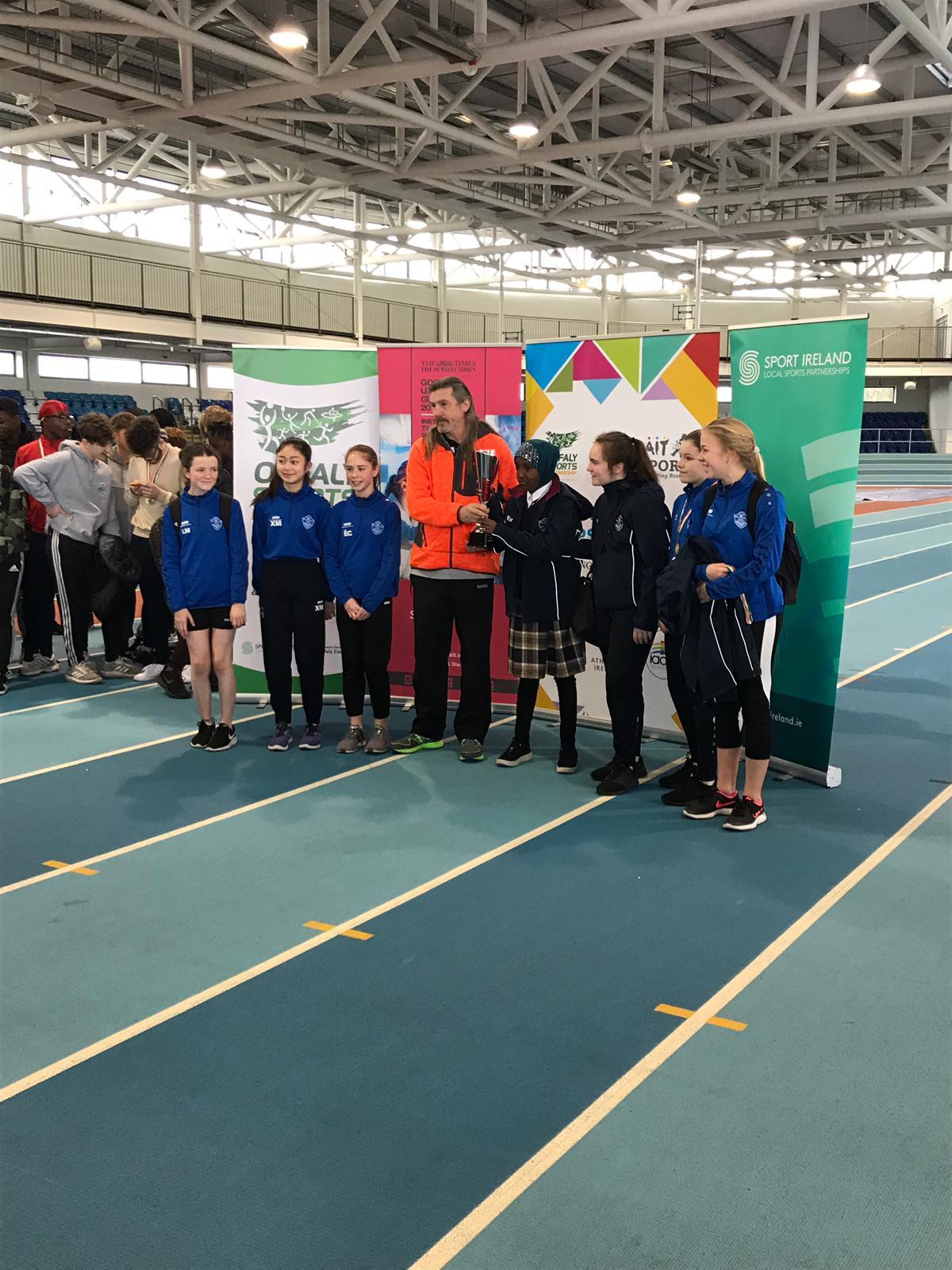 Sports at Mercy College Sligo